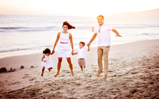 BEACH FAMILY10